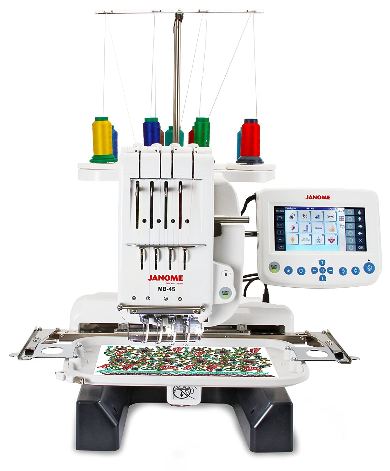 Top Rated Commercial Embroidery Machines