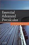 Essential Advanced Precalculus: A Self-Teaching Guide