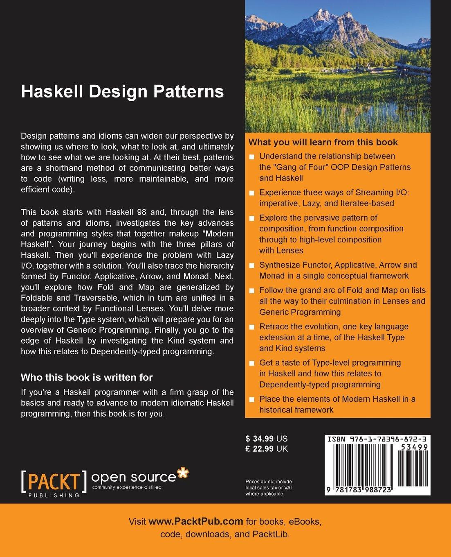 Haskell Design Patterns