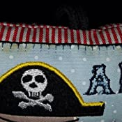 Amazon.com: Ratoncito Pérez cojín pirata (Enviado desde ...