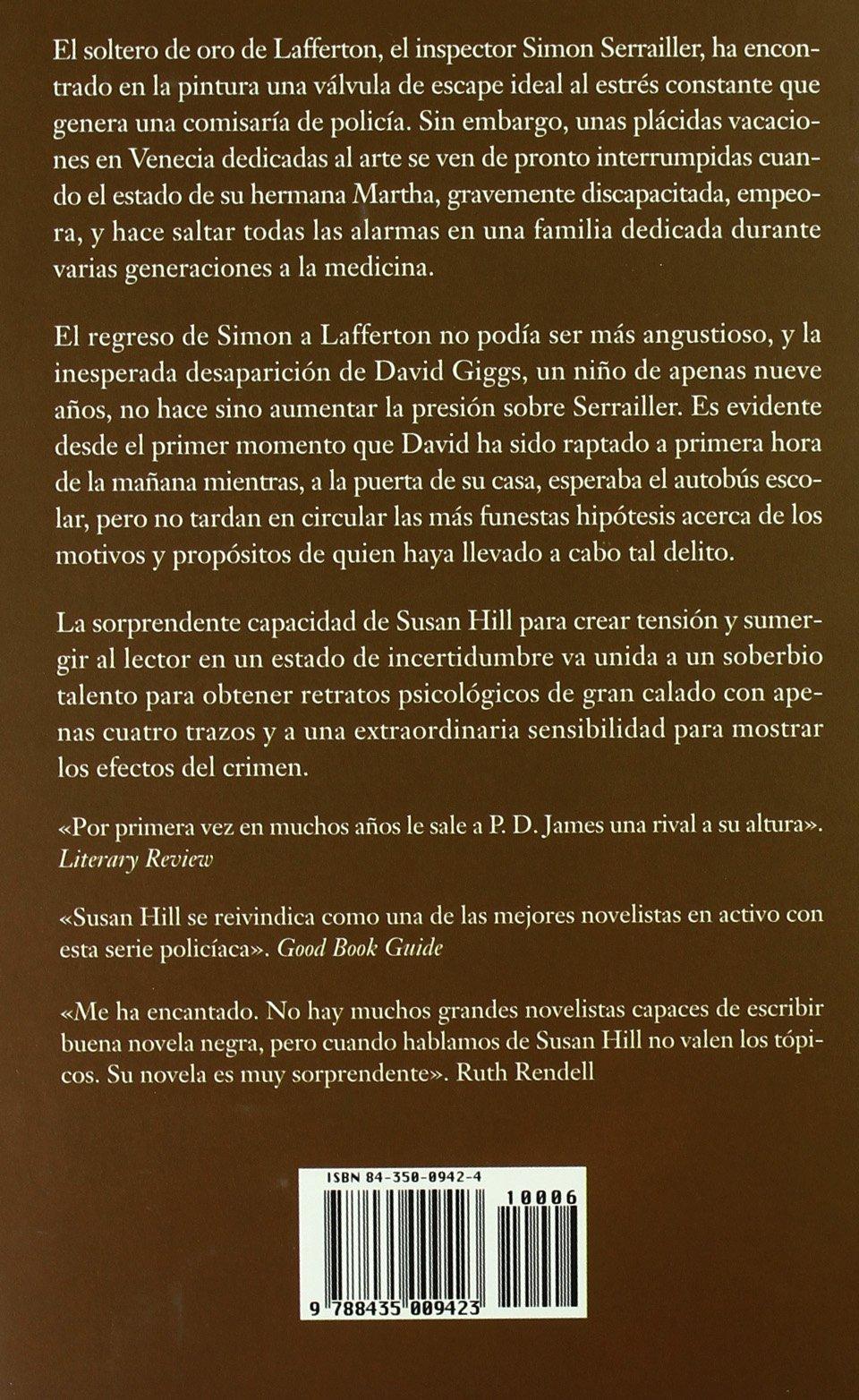 Los puros de corazón (II): Susan Hill: 9788435009423: Amazon ...