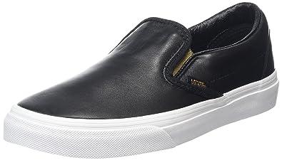 Vans CLASSIC SLIP ON (METALLIC GORE) mens skateboarding shoes VN 04MPJRB_6