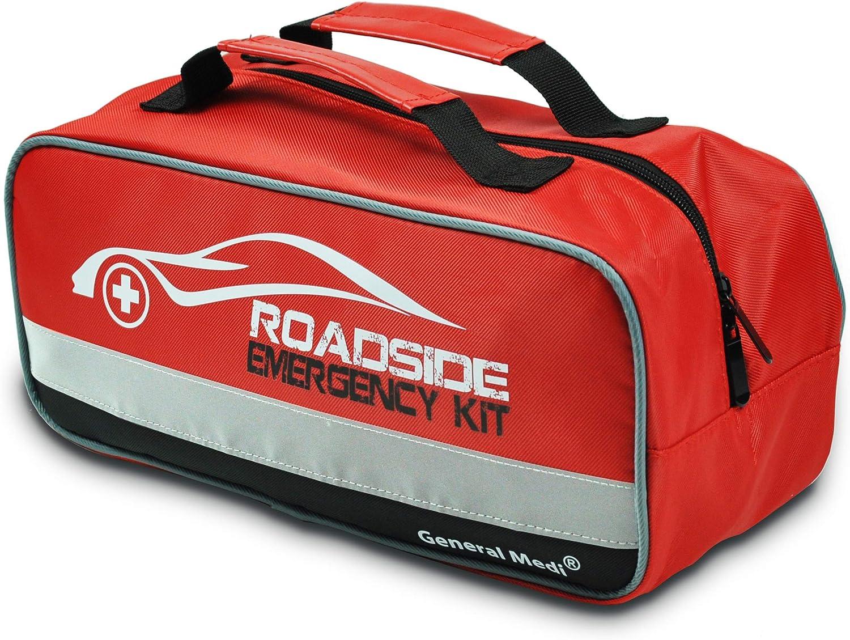 General Medi Roadside Car Emergency Kit