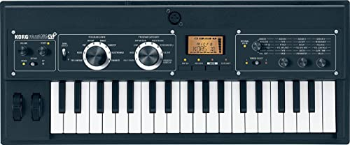 Korg microKORG XL+ 37-Key Synthesizer/Vocoder with Expanded PCM
