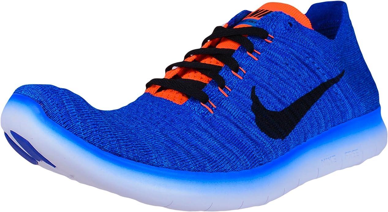 NIKE Free RN Flyknit, Zapatillas de Running para Hombre: Amazon.es: Zapatos y complementos