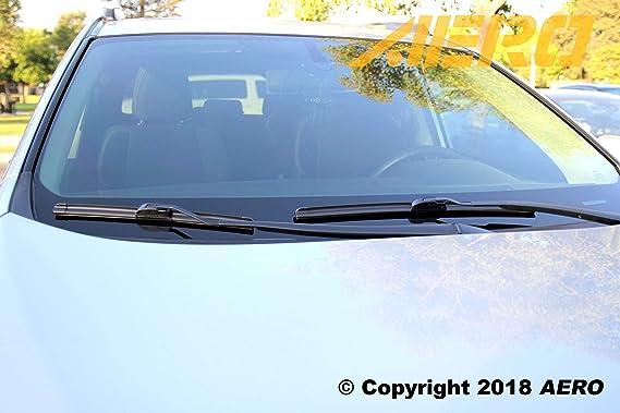 Fiesta 95-02 Alca Germany Special Front Windscreen Wiper Blades AS1919H