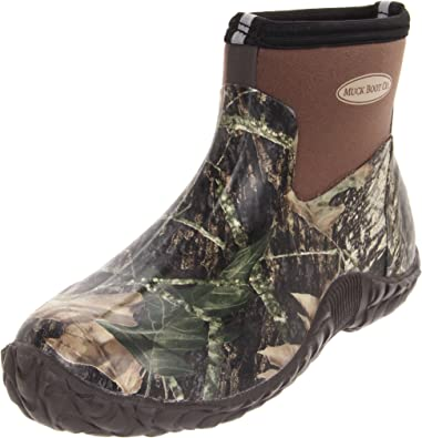 Amazon.com | MuckBoots Camo Camp Hunting Boot | Hunting