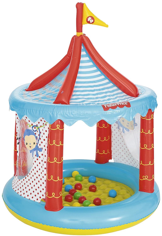 Bestway 93505 - Fisher Price Vasca di Palline a Forma di Circo