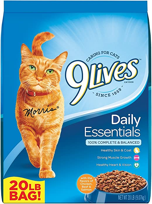 Top 10 Generic Cat Food