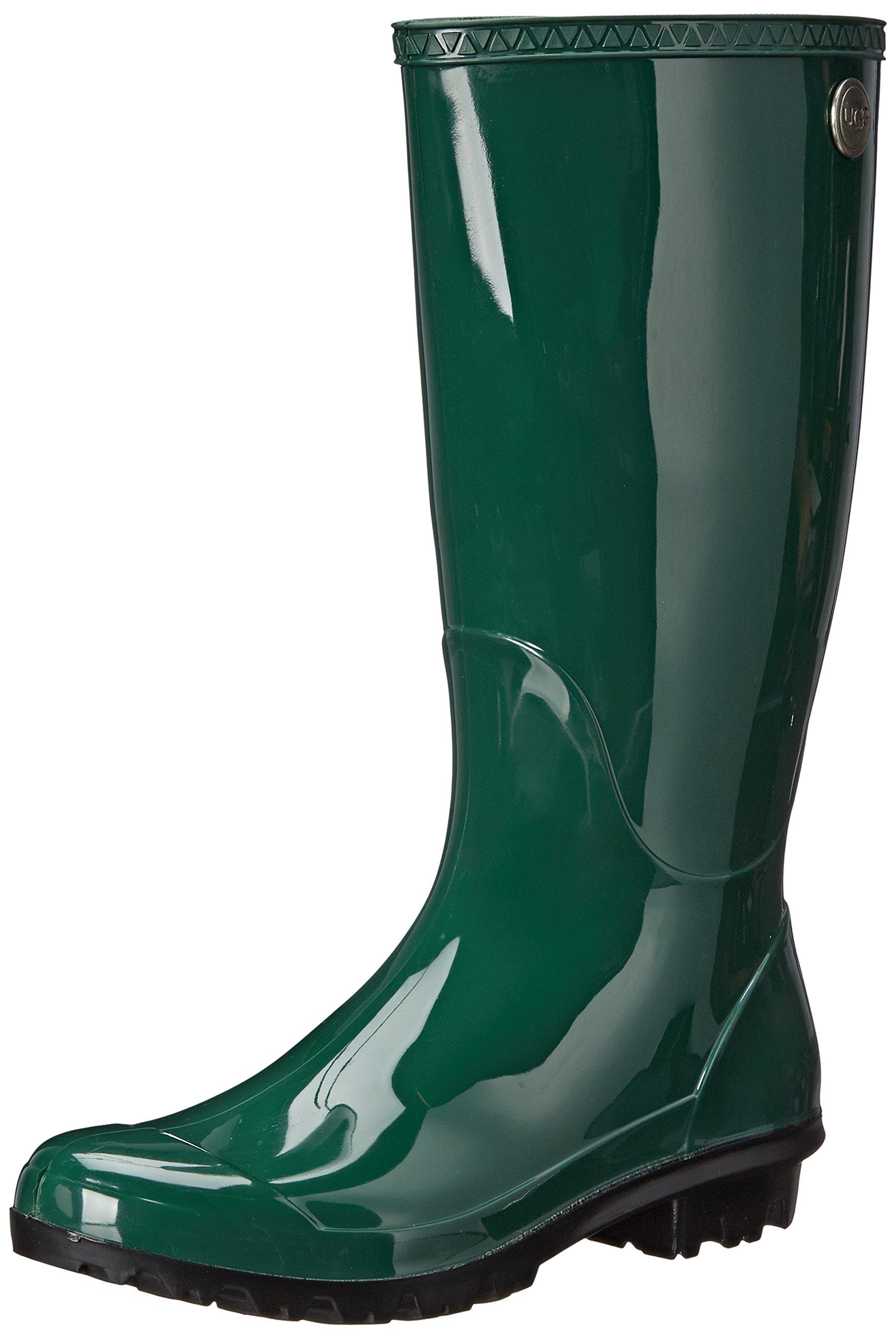 UGG Women's Shaye Rain Boot, Pine, 5 B US