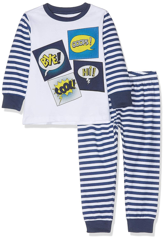 Chicco Baby-Jungen Pigiama Manica Corta Zweiteiliger Schlafanzug