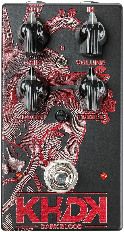 KHDK Dark Blood Distortion Guitar Pedal