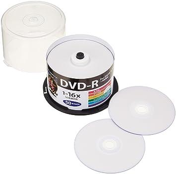Amazon | HI-DISC データ用DVD-R...