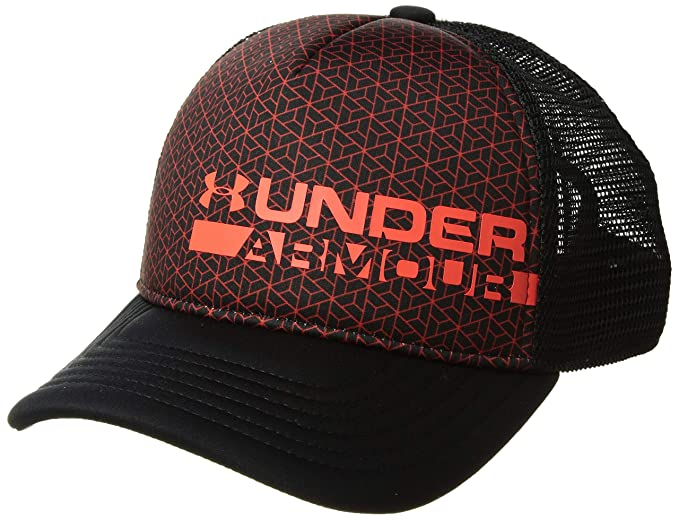cheap for discount db9fa 0183c Amazon.com   Under Armour Boys  Novelty Trucker Cap   Clothing