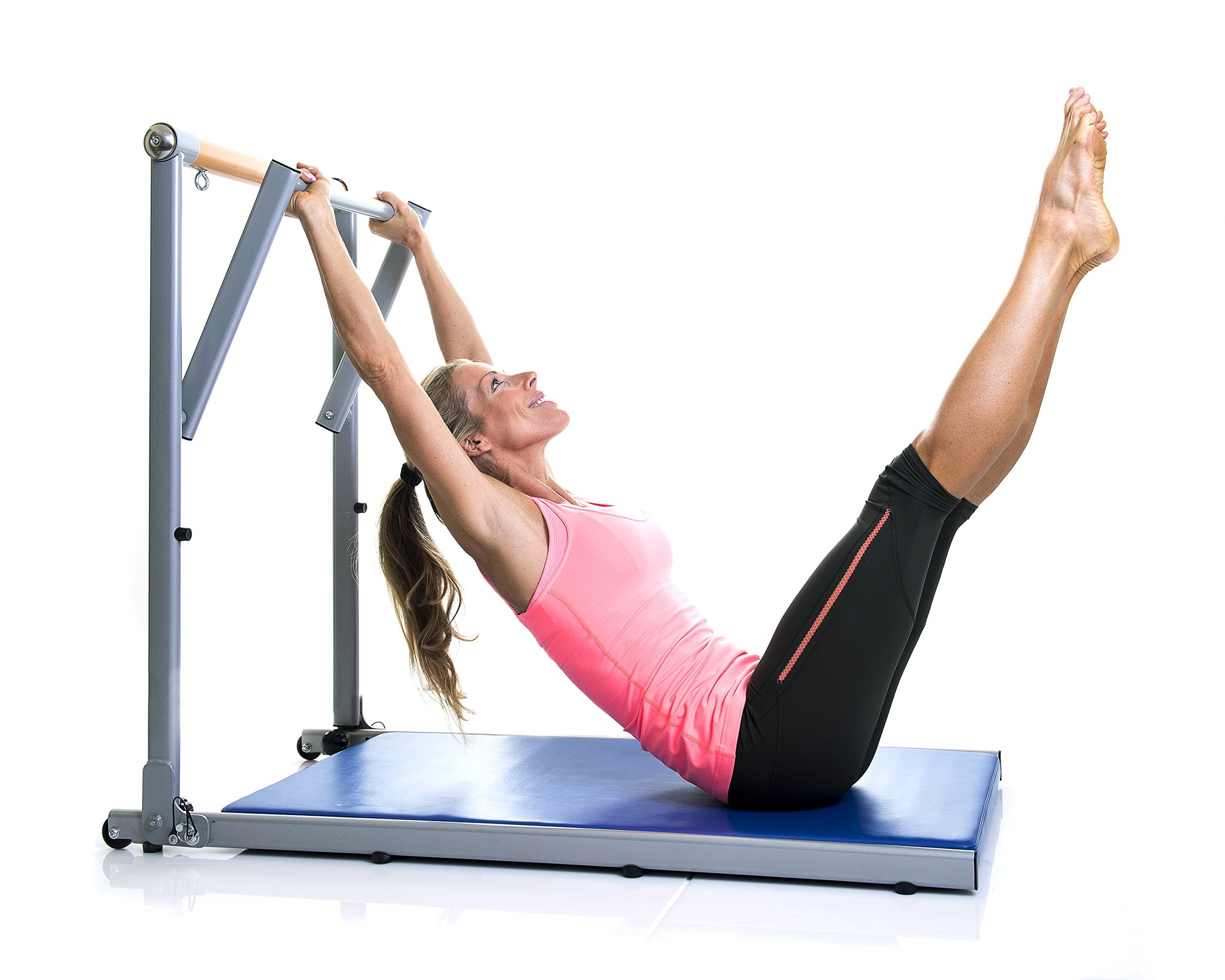 Supreme Toning Tower w/ Pilates + Barre by Beverly Hills Fitness (Image #6)