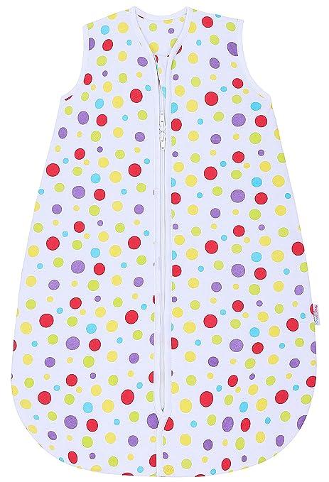 Snoozebag Saco de Dormir Spots para bebé, 100% algodón ...