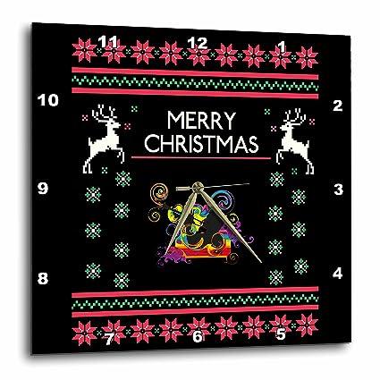Amazon Com 3drose Sven Herkenrath Christmas Trumpet Music Player