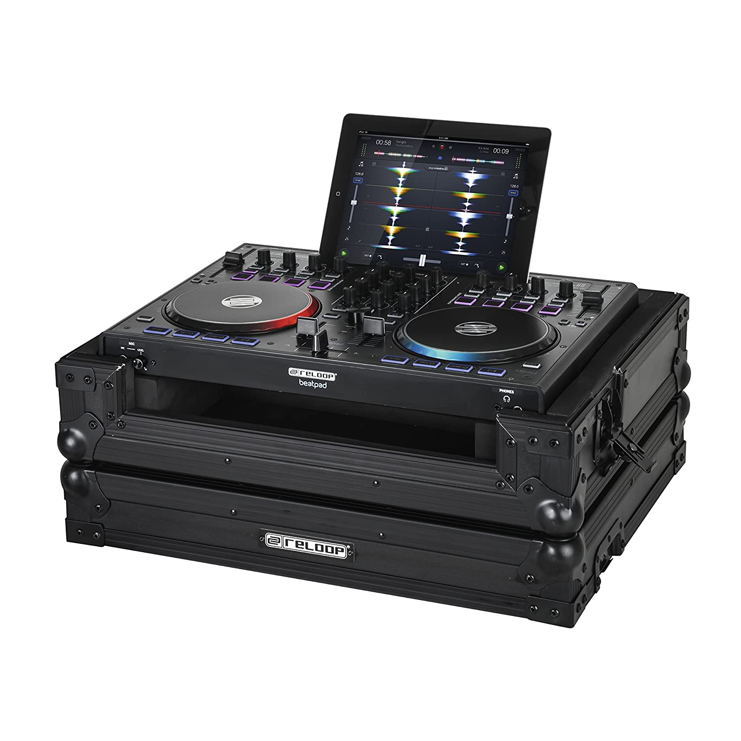 Reloop BEATPAD-CASE Professional DJ Travel Case for Beatpad Controller AMS-BEATPAD-CASE