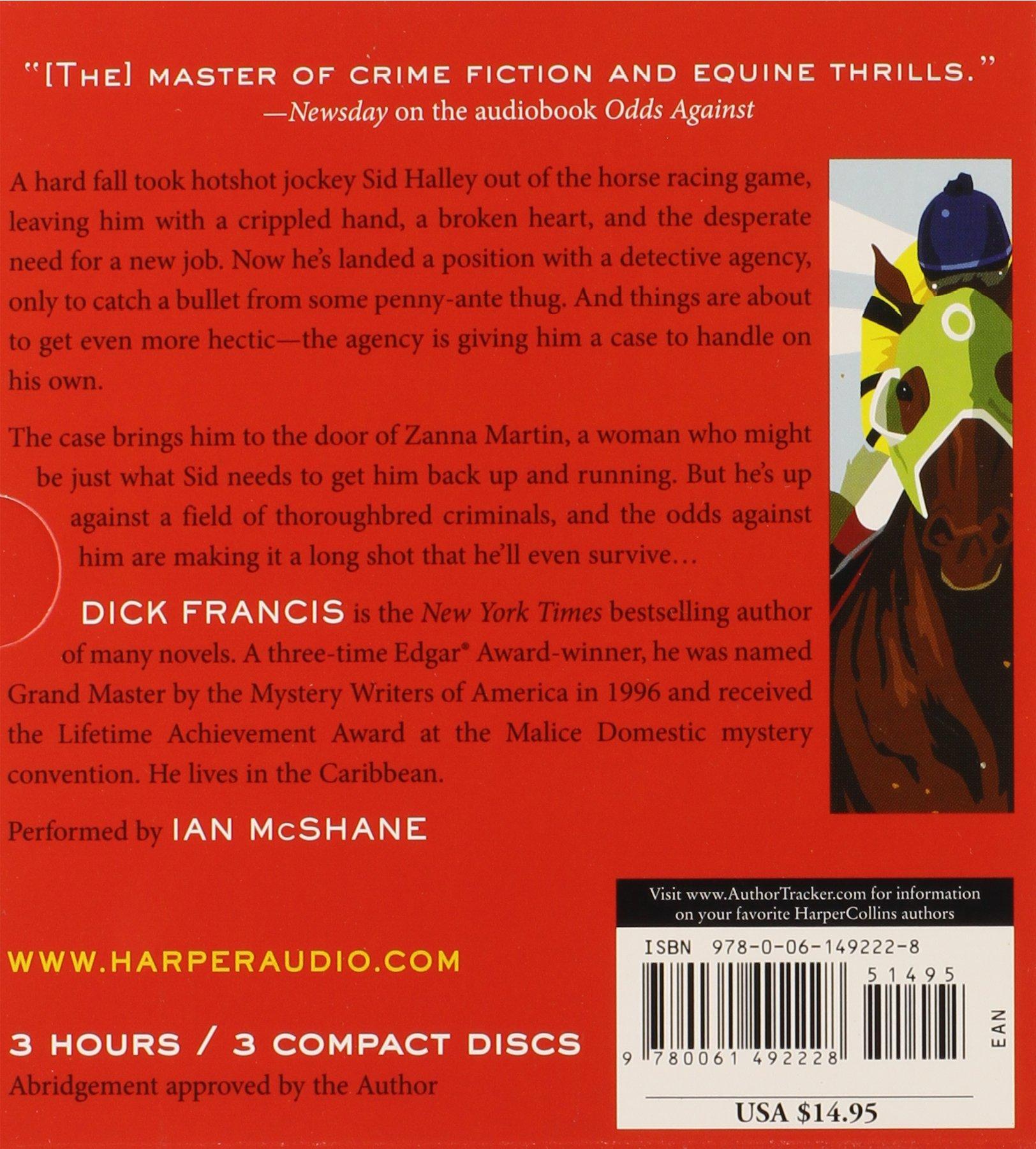 Odds Against: Amazon.es: Dick Francis, Ian McShane: Libros en idiomas extranjeros