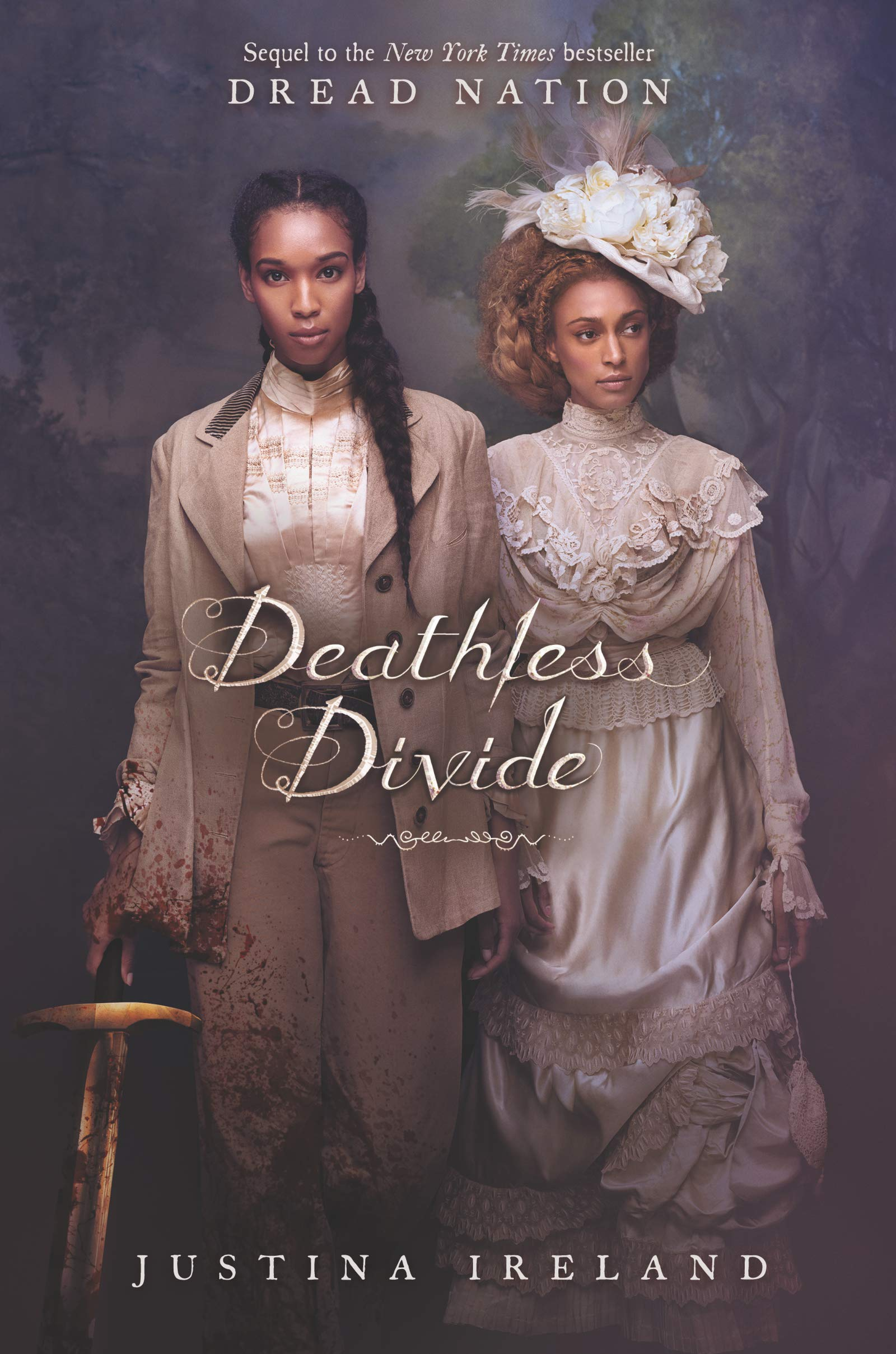 Amazon.com: Deathless Divide (Dread Nation) (9780062570635): Ireland,  Justina: Books