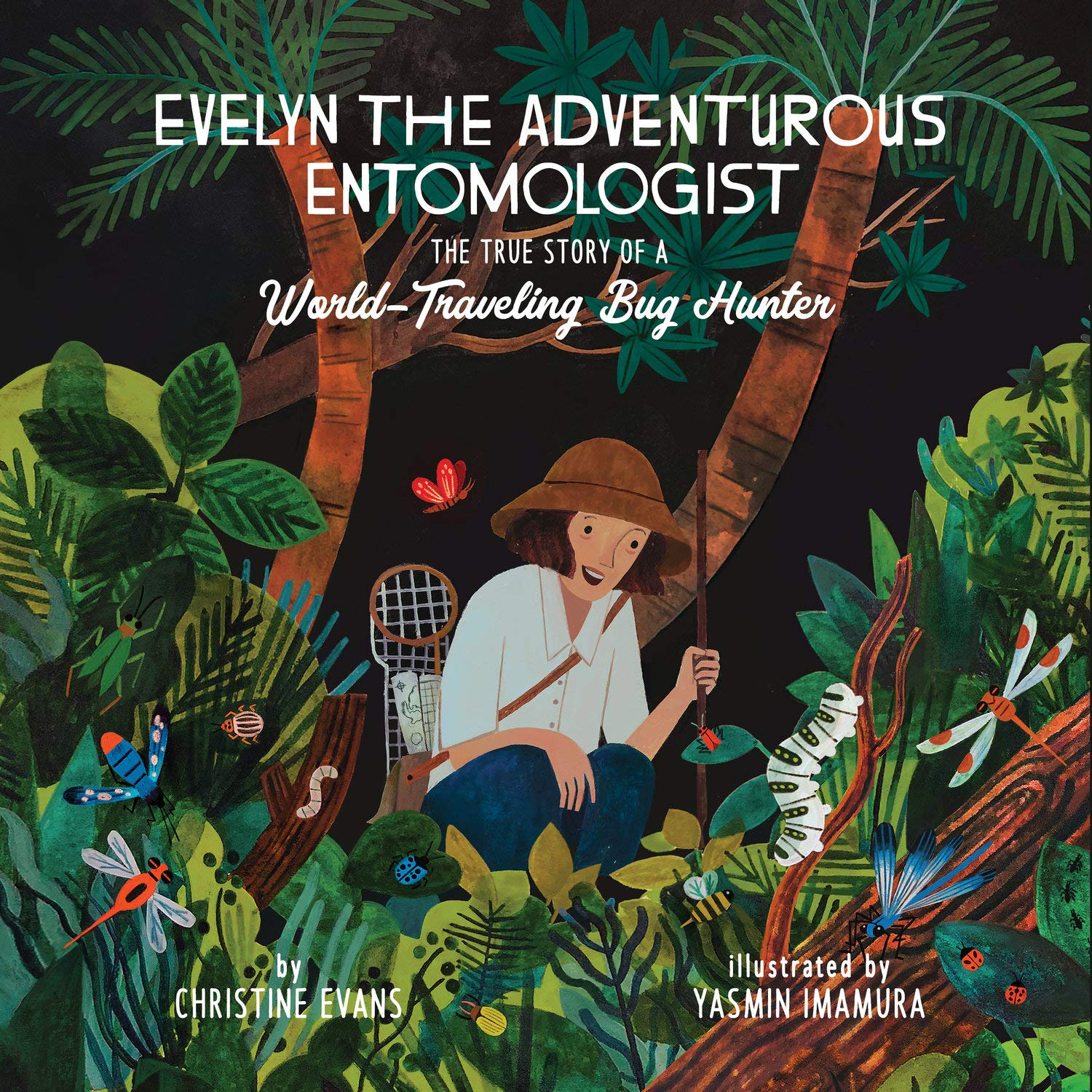 Image result for evelyn the adventurous entomologist