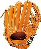 ZETT(ゼット) 硬式野球 ネオステイタス グラブ (グローブ) 内野手用 小さめサイズ BPGB25910