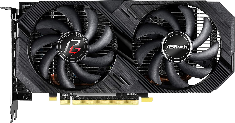 ASROCK RX580 PGU 8GO Radeon RX 580 Graphics cardsPhantom Gaming U 8G OC