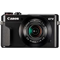 Canon PowerShot G7 X Mark II Digital Camera - Black