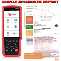 LAUNCH X431 CRP429C OBD1 OBD2 Scanner ABS SRS at ENG Code Reader ONE-Click Update Online Diagnostic Scan Tool with Oil…