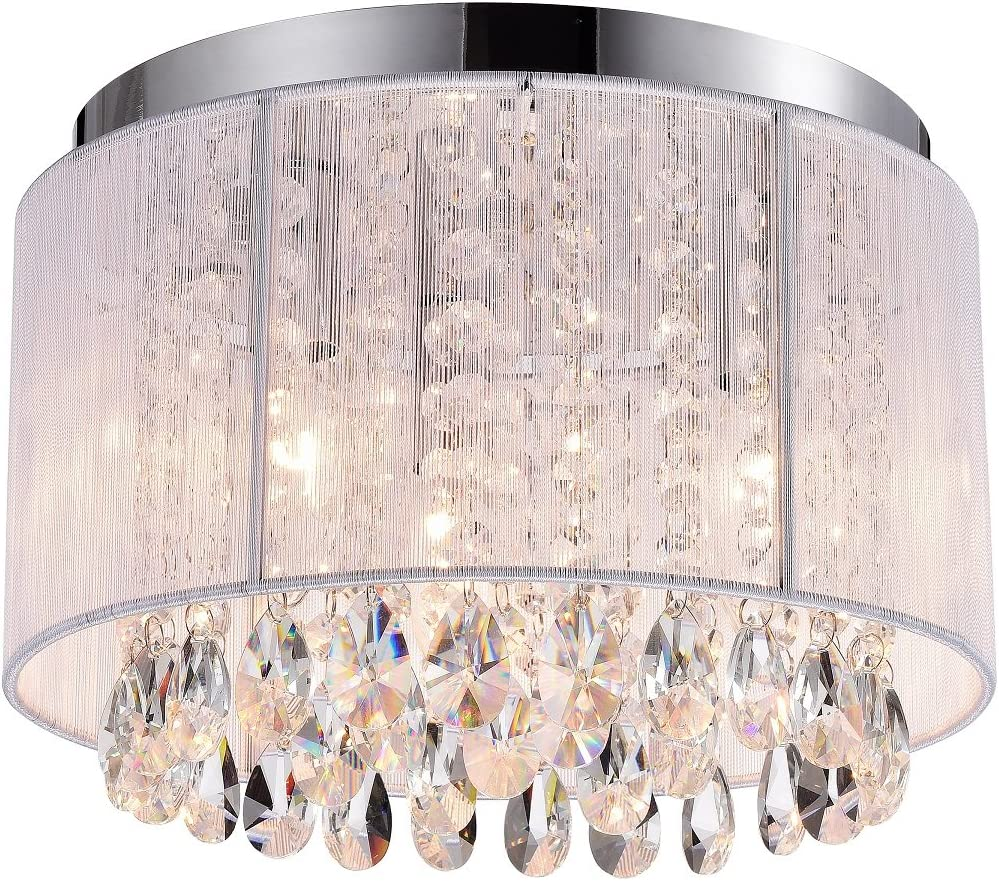 Top 10 Best Chandelier For Baby Girl Nursery (2020 Reviews & Buying Guide) 3