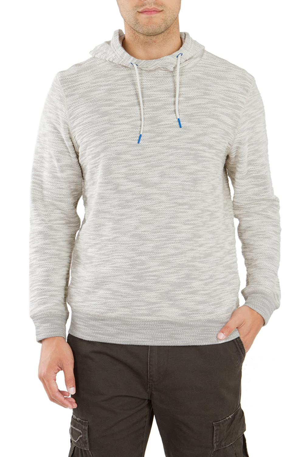 UNIONBAY Men's Long Sleeve French Terry Pullover Hoodie Sweatshirt Unionbay Young Men's Y3104BH
