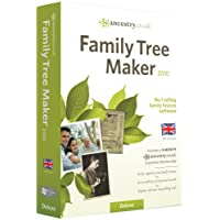 Family Tree Maker 2010 Deluxe Edition (PC CD)