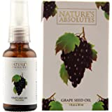 Nature's Absolutes Cold Pressed Grapeseed Carrier Oil, 30ml