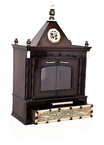 Vishwakarma Furniture Wooden Home Temple/puja Mandir/wooden Temple/temple  For Home/