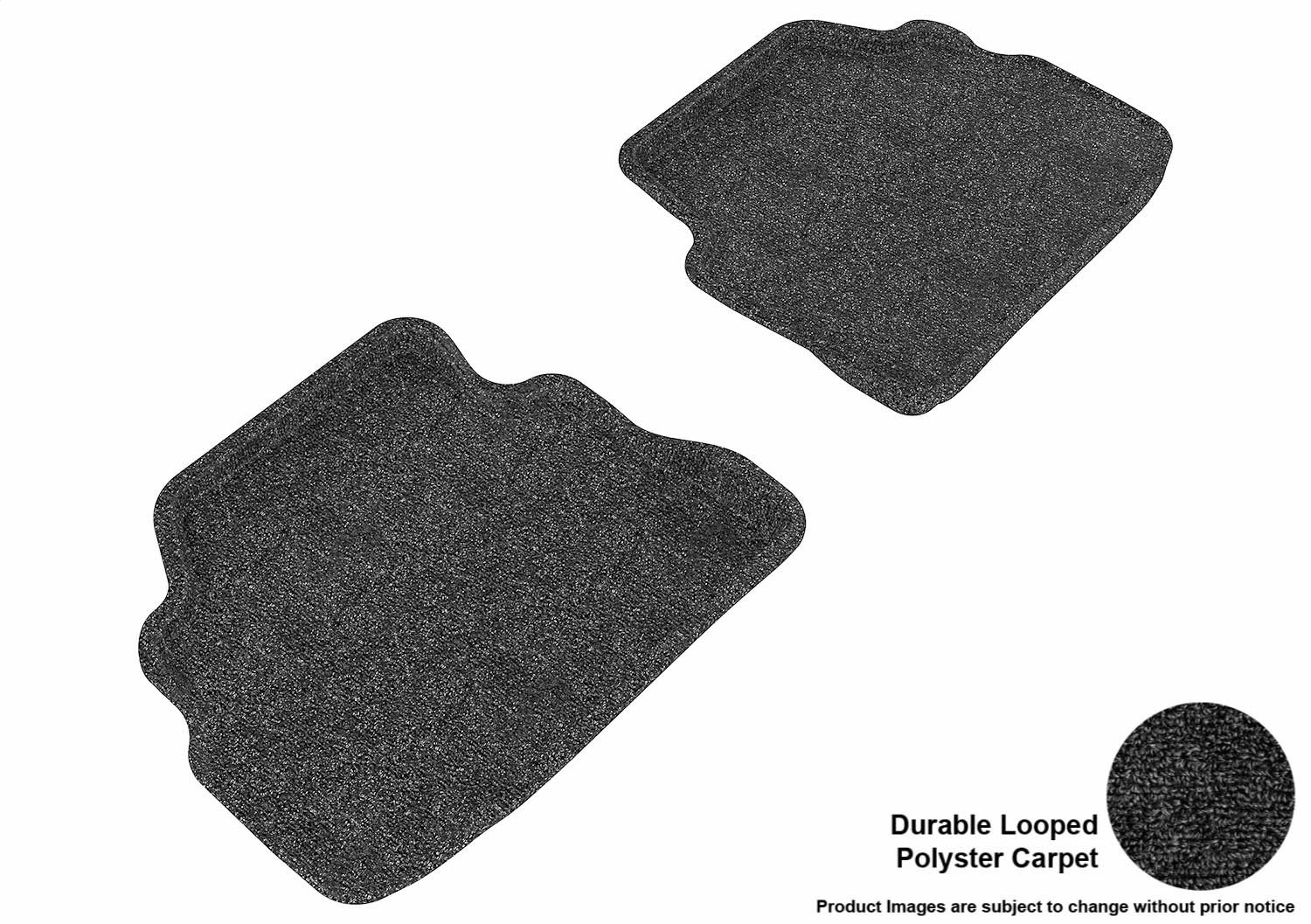 1997 Dodge Ram 3500 Club Cab Grey Loop Driver GGBAILEY D4807A-S2A-GY-LP Custom Fit Automotive Carpet Floor Mats for 1995 1996 Passenger /& Rear