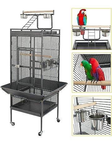 Amazon.es: Jaulas para pájaros - Jaulas y accesorios: Productos ...