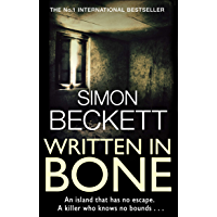 Written in Bone: The gruesomely compelling David Hunter thriller