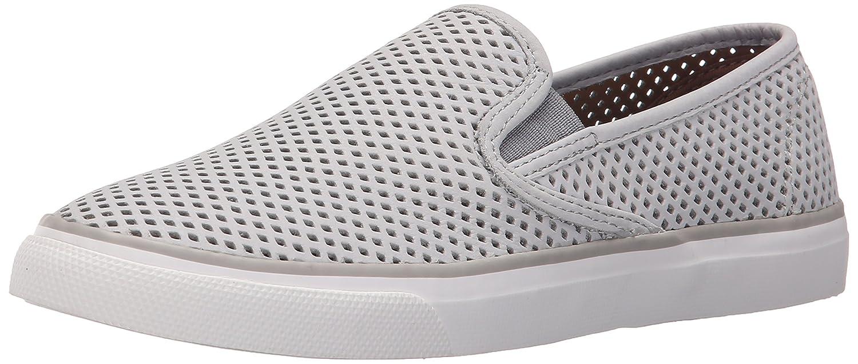 Sperry Top-Sider Women's Seaside Fashion Sneaker B01015RMQS 9 B(M) US|Grey