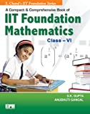 A Compact & Comprehensive Book of IIT Foundation Mathematics - Class 6