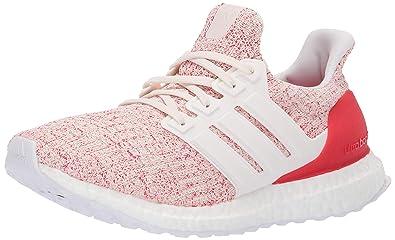 size 40 0c239 ab3dc adidas OriginalsBB6153 - Ultraboost Femme, Blanc (Chalk White Chalk  White Active Red