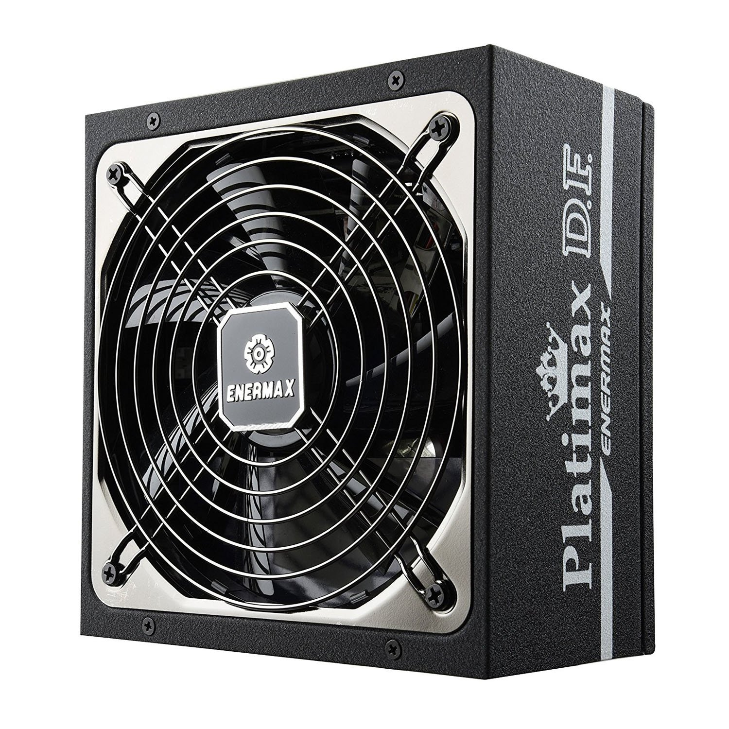 Enermax Platimax D.F. 80 PLUS Platinum Certified Full Modular 1200W Power Supply with Amazing DFR Technolohy and D.F. switch, Individual Sleeved Cable, 10 years Warranty , EPF1200EWT by Enermax (Image #3)