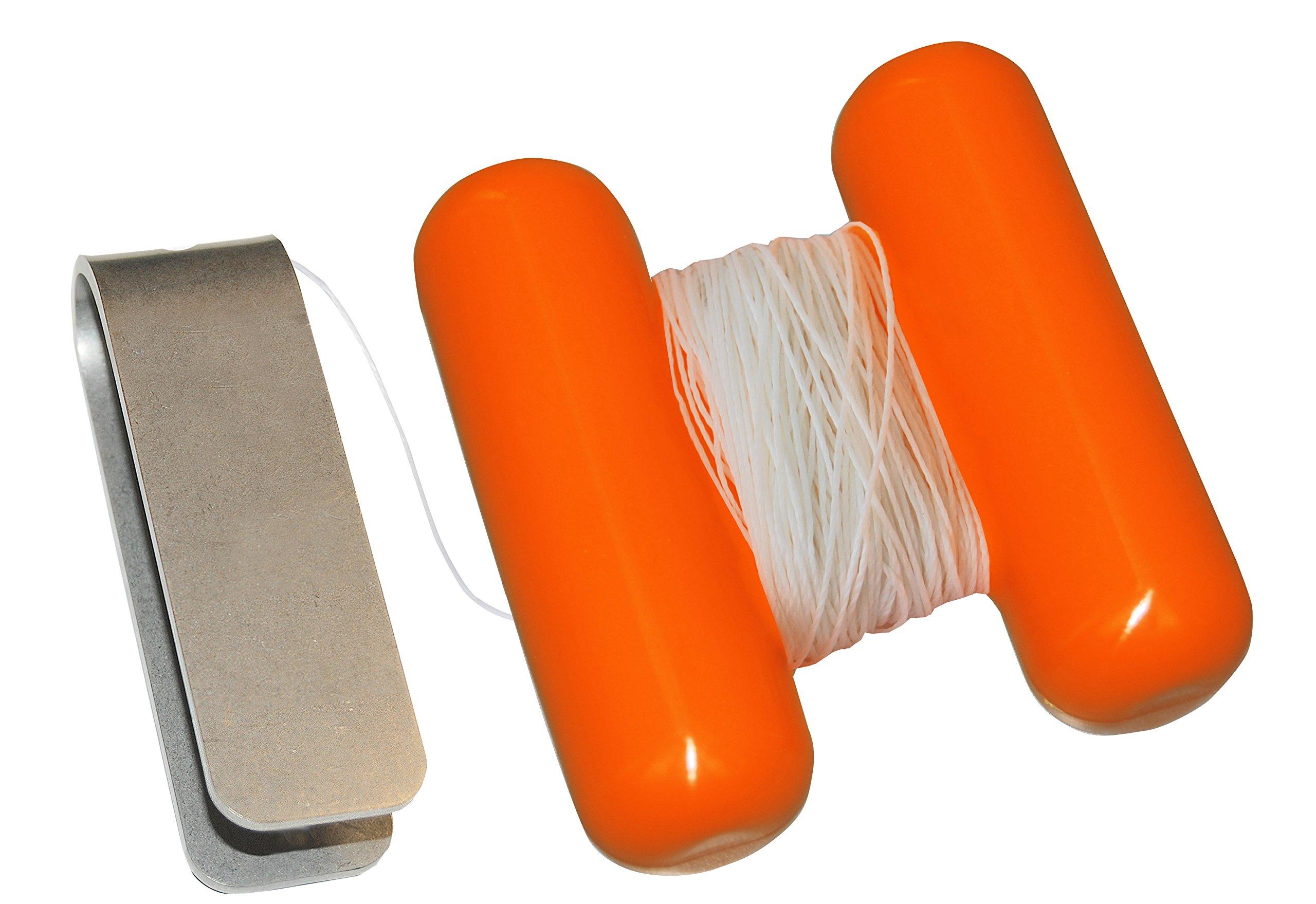 Taylor Made Products 153 Hot Spot Fishing Marker Buoy, Orange