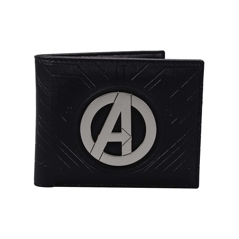 Cartera Marvel Avengers - Logo