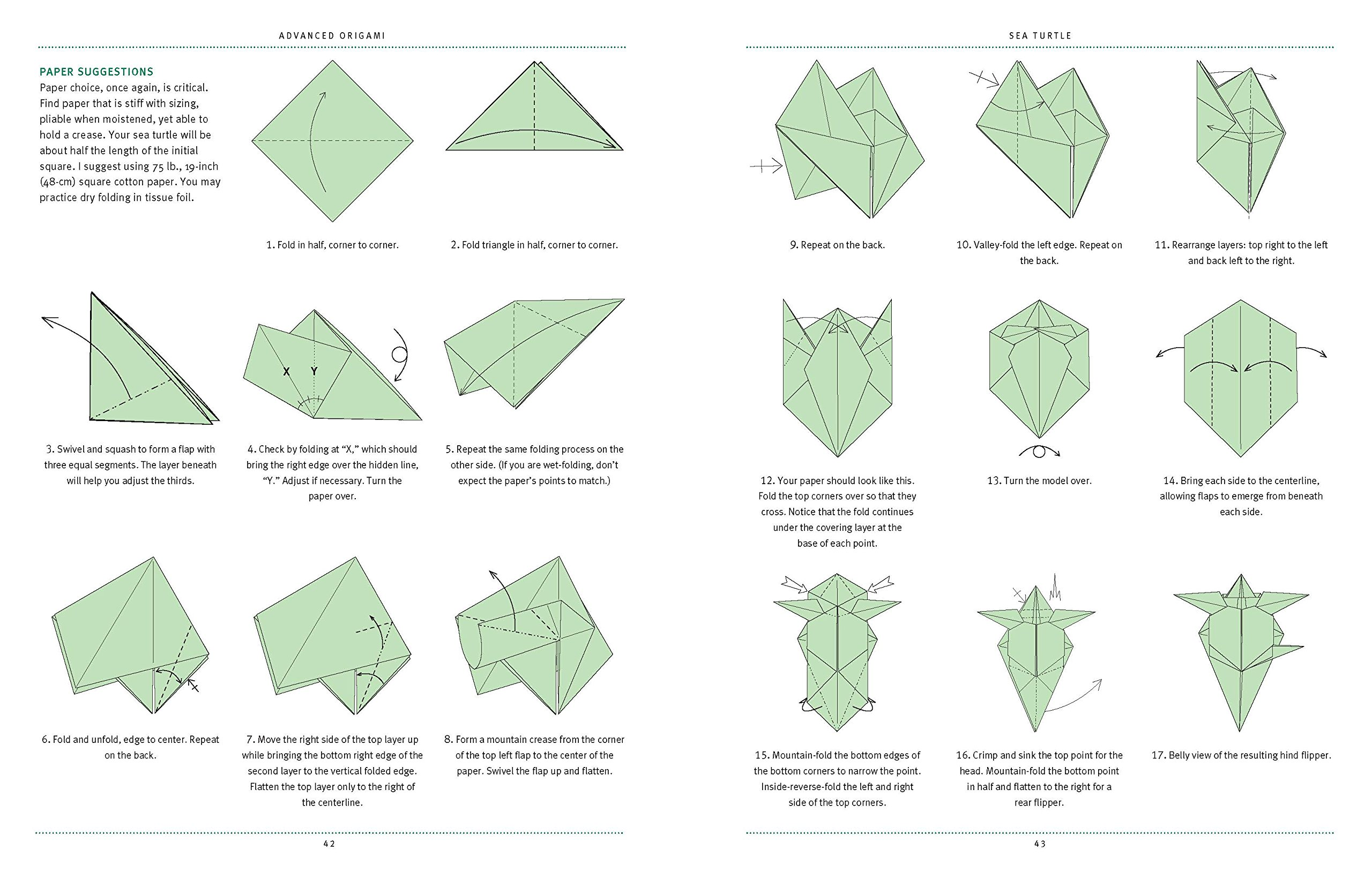 Fish Base Origami Free 3d Diagrams Download Livre Racer Muneji Advanced An Artists Guide To Folding Techniques And Paper Book With 15 Original Challenging Projects
