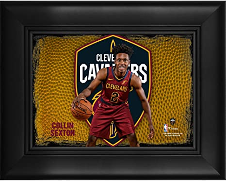 Collin Sexton Cleveland Cavaliers Framed 5 quot  x 7 quot  Player Collage -  NBA Player Plaques c083e88ed