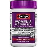 Swisse Ultivite 50+ Multivitamin, Women's, 60 Count