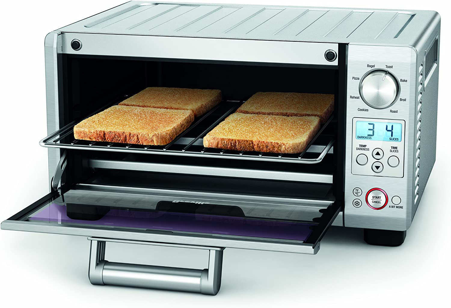 What is the best toaster oven 2021 - Breville Mini Smart Toaster Oven