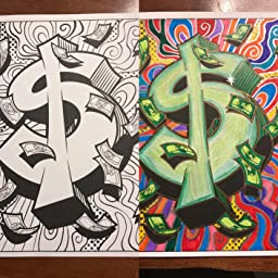 Amazon Crayola Art With Edge Graffiti Adult