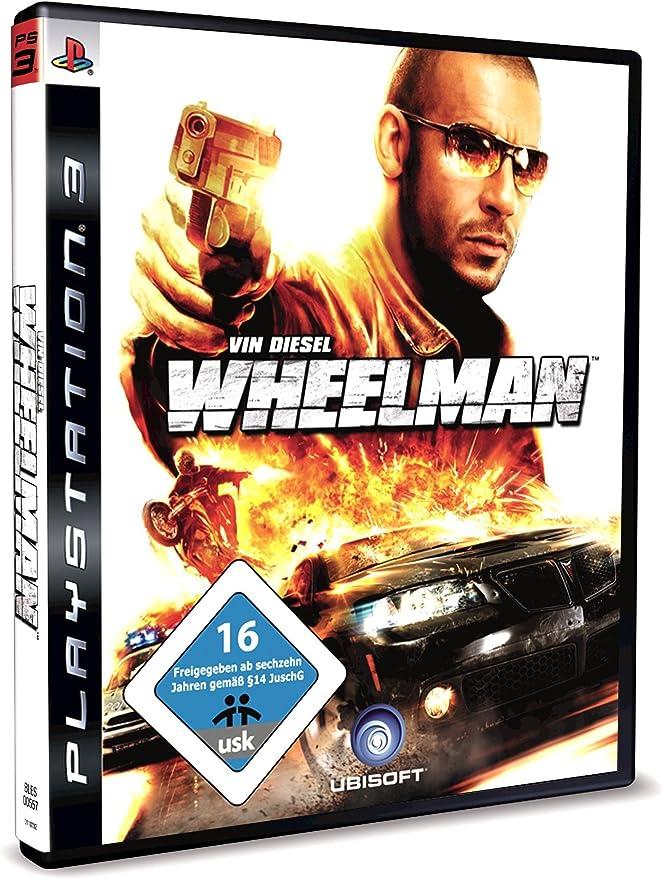 Ubisoft Wheelman - Juego (PlayStation 3, Racing, K-A (niños hasta adultos)): Amazon.es: Videojuegos