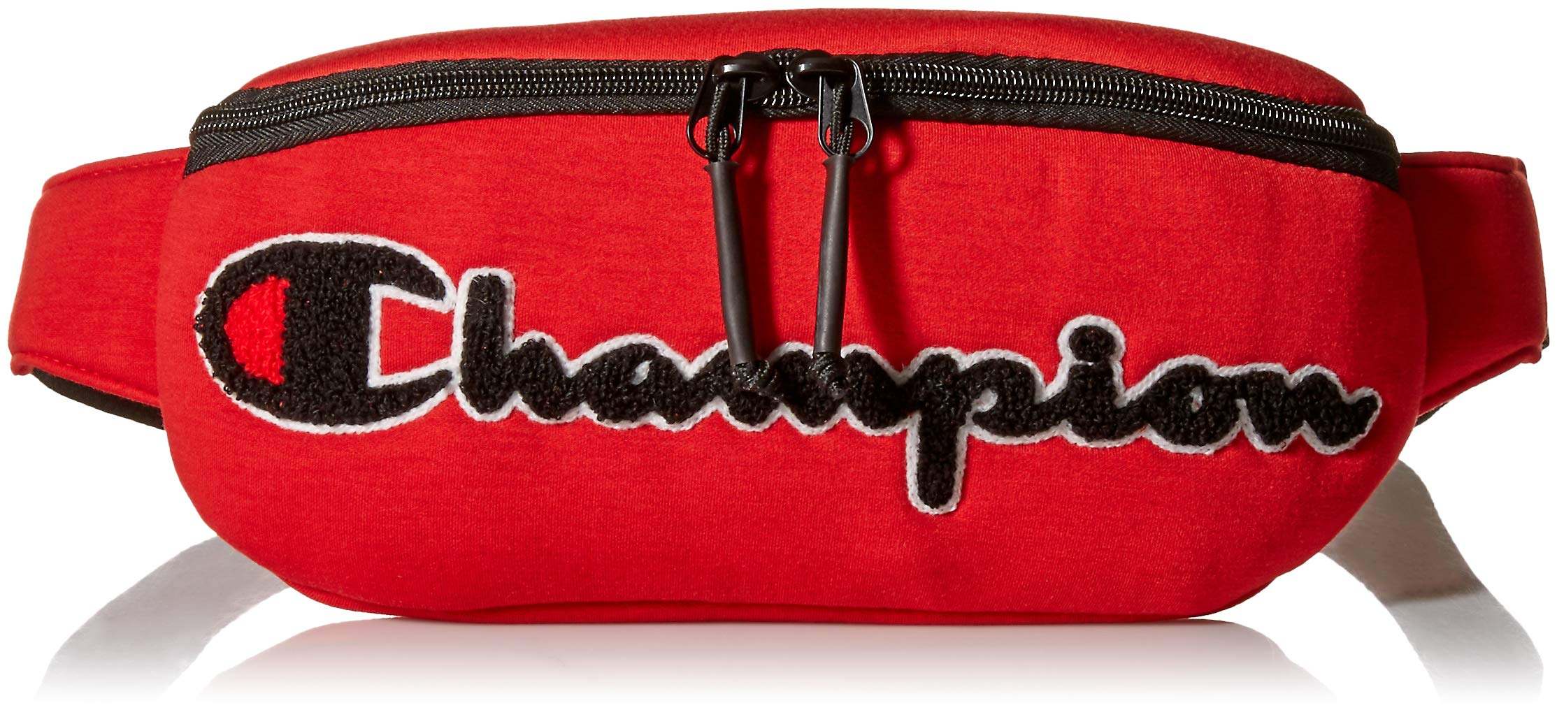 Champion Men's Prime Waist Bag, bright red One Size